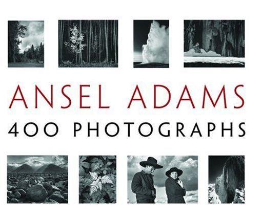 ANSEL ADAMS 400 PHOTOGRAPHS (PAPERBACK ) /ANGLAIS