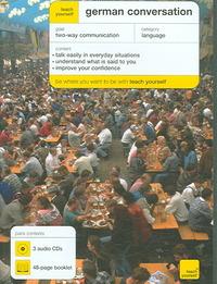 TEACH YOURSELF GERMAN CONVERSATION