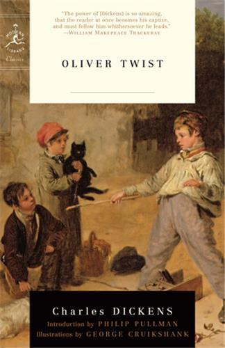CHARLES DICKENS OLIVER TWIST /ANGLAIS