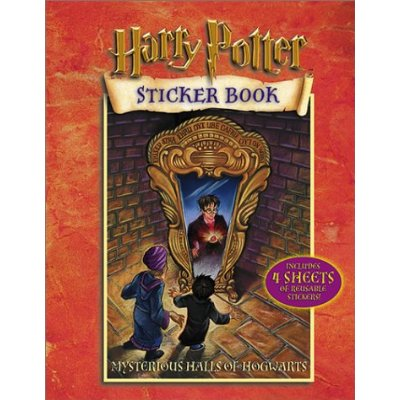 HARRY POTTER STICKER BOOK 1