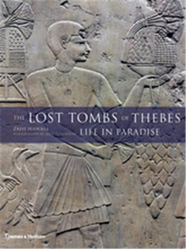 THE LOST TOMBS OF THEBES LIFE IN PARADISE /ANGLAIS