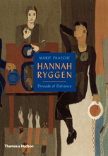HANNAH RYGGEN THREADS OF DEFIANCE /ANGLAIS