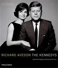 RICHARD AVEDON THE KENNEDYS PORTRAIT OF A FAMILY /ANGLAIS