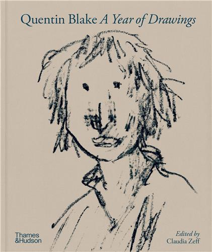 Quentin blake - a year of drawings /anglais