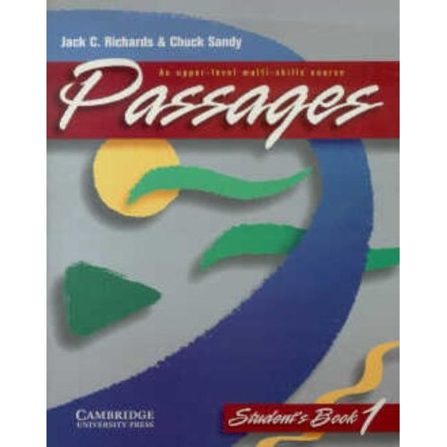 PASSAGES STUDENTS BOOK