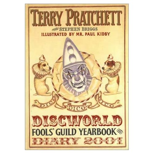DISCWORLD FOOL S GUILD DIARY (THE)