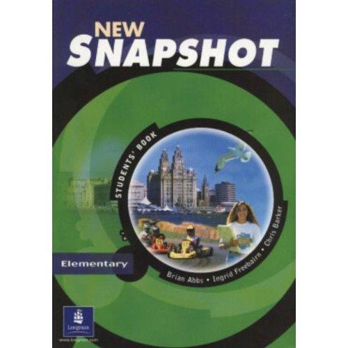 NEW SNAPSHOT ELEMENTARY STUDENT'S BOOK