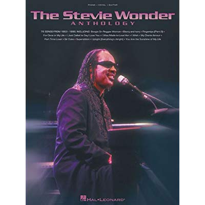 THE STEVIE WONDER ANTHOLOGY  PIANO, VOIX, GUITARE