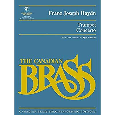 FRANZ JOSEPH HAYDN - TRUMPET CONCERTO TROMPETTE +CD