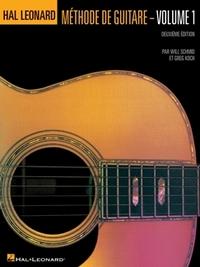METHODE DE GUITARE - VOLUME 1 - DEUXIEME EDITION GUITARE
