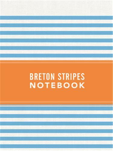 BRETON STRIPES SKY BLUE /ANGLAIS