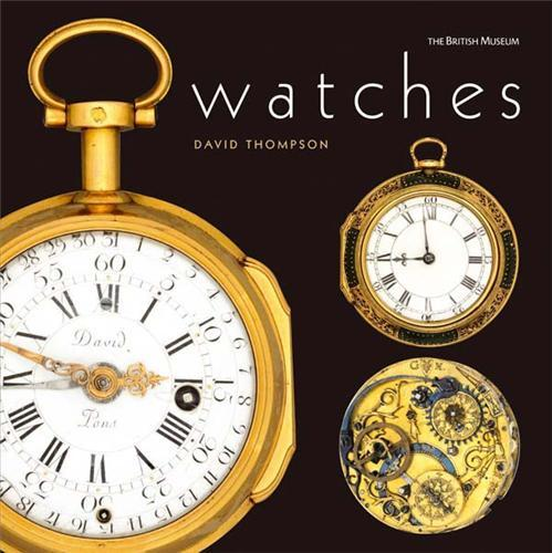 WATCHES (HARDBACK) /ANGLAIS