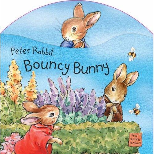 PETER RABBIT SEEDLINGS - PETER RABBIT, BOUNCY BUNNY
