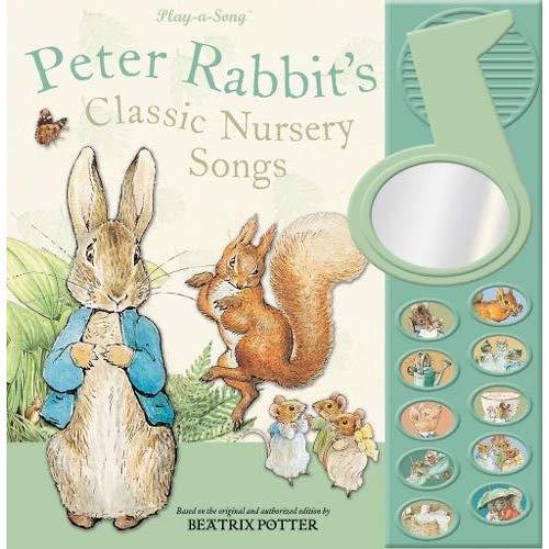 PETER RABBIT'S CLASSIC NURSERY SONGS