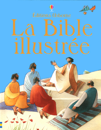 BIBLE ILLUSTREE MINIATURE