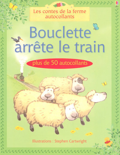 BOUCLETTE ARRETE LE TRAIN