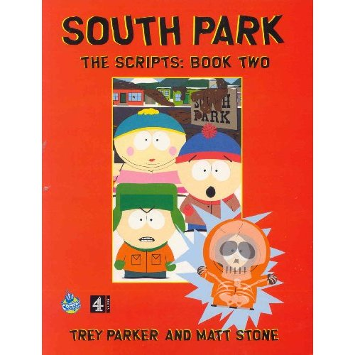 SOUTH PARK THE SCRIPTS 2