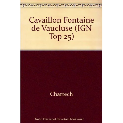 CAVAILLON FTAINE VAUCL.PL.PLAS