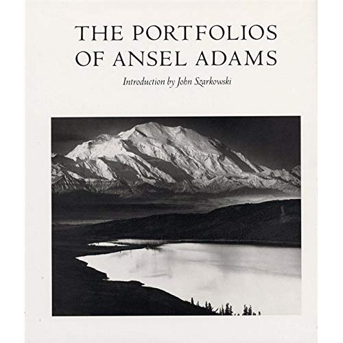 ANSEL ADAMS : THE PORTFOLIOS /ANGLAIS