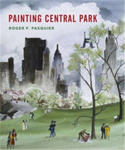 PAINTING CENTRAL PARK /ANGLAIS