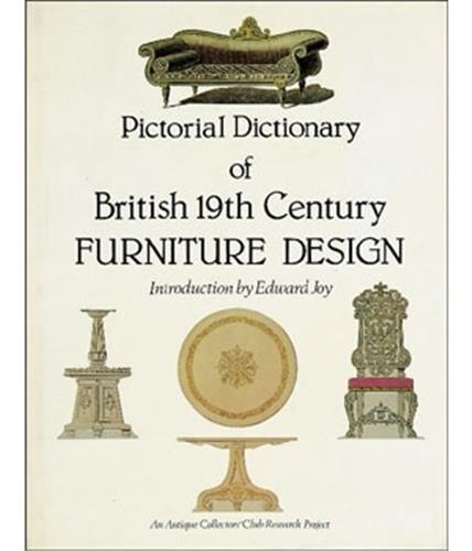 PICTORIAL DICTIONARY BRITISH 19TH /ANGLAIS