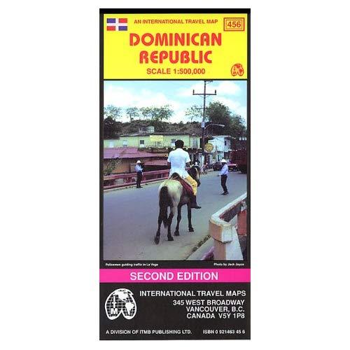REPUBLIQUE DOMINICAINE - 1/500.000
