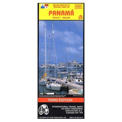 PANAMA - 1/800.000
