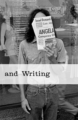 ALLEN RUPPERSBERG: AND WRITING /ANGLAIS