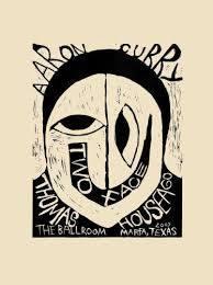 AARON CURRY & THOMAS HOUSEAGO: TWO FACE /ANGLAIS