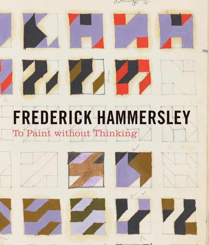 FREDERICK HAMMERSLEY: TO PAINT /ANGLAIS
