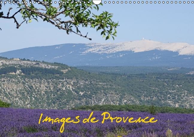 IMAGES DE PROVENCE CALENDRIER MURAL 2015 DIN A3 HORIZONTAL