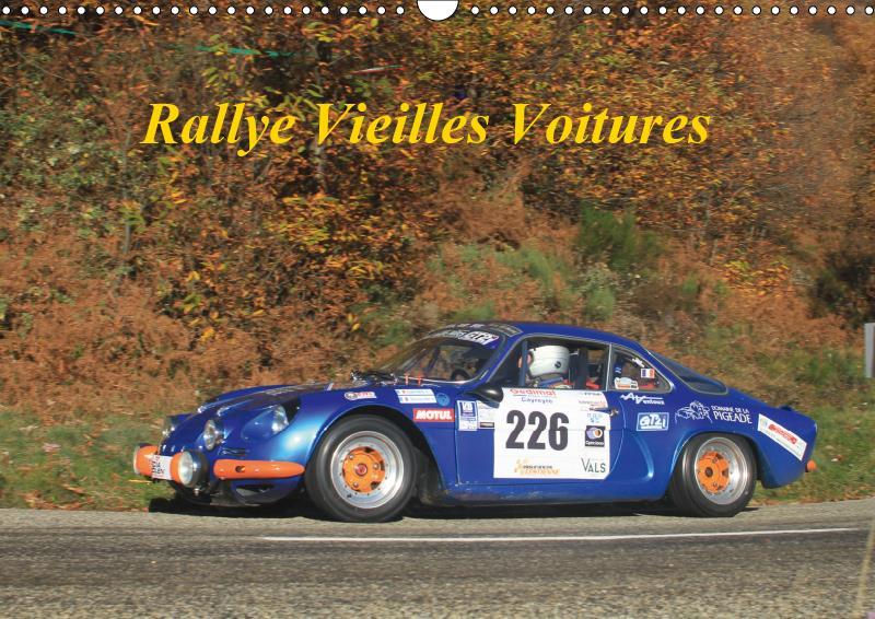 RALLYE VOITURES DES ANNEES 80