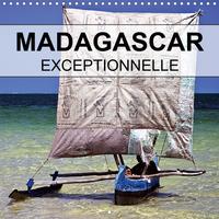 MADAGASCAR EXCEPTIONNELLE CALENDRIER MURAL 2020 300 300 MM SQUARE - MADAGASCAR CONNUE POUR LA SING