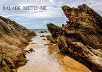 BALADE BRETONNE (CALENDRIER MURAL 2020 DIN A3 HORIZONTAL) - PAYSAGES BRETONS (CALENDRIER MENSUEL, 14
