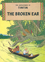 L'OREILLE CASSEE (EGMONT ANGLAIS) - THE BROKEN EAR