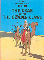 CRABE AUX PINCES D'OR (EGMONT ANGLAIS) - THE CRAB WITH THE GOLDEN CLAWS