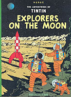 ON A MARCHE SUR LA LUNE (EGMONT ANGLAIS) - EXPLORERS ON THE MOON