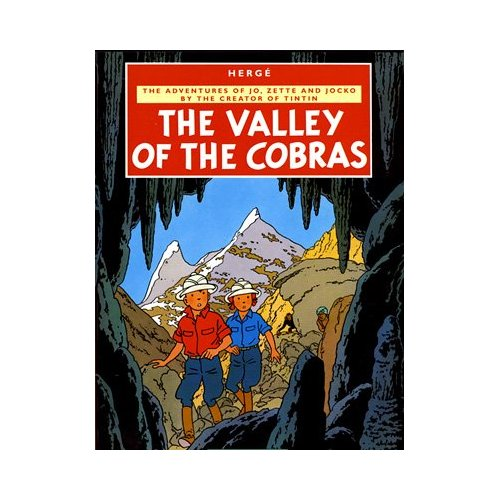 JO, ZETTE ET JOCKO T.1, THE VALLEY OF THE COBRA