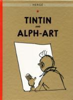 TINTIN ET L'ALPHART (EGMONT ANGLAIS)