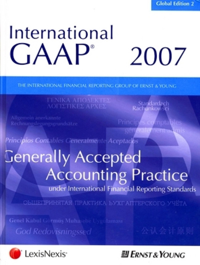INTERNATIONAL GAAP 2007