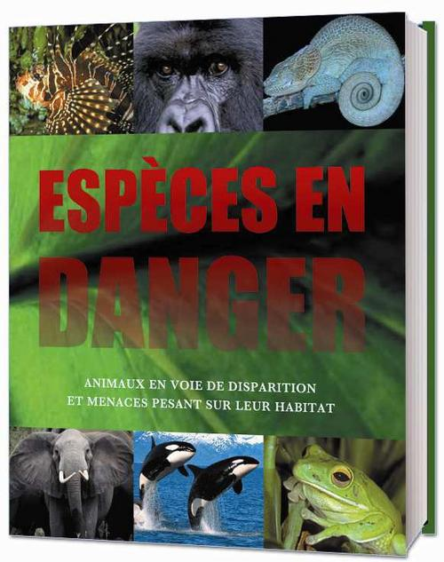 ESPECES EN DANGER