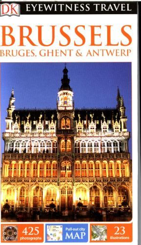 **BRUSSELS BRUGES GHENT &ANTWERP