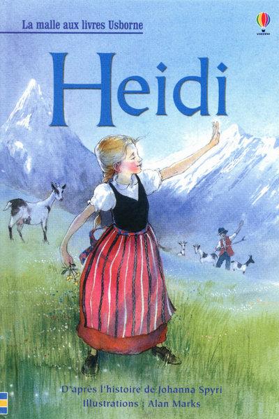 HEIDI - LA MALLE AUX LIVRES