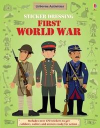 STICKER DRESSING - FIRST WORLD WAR