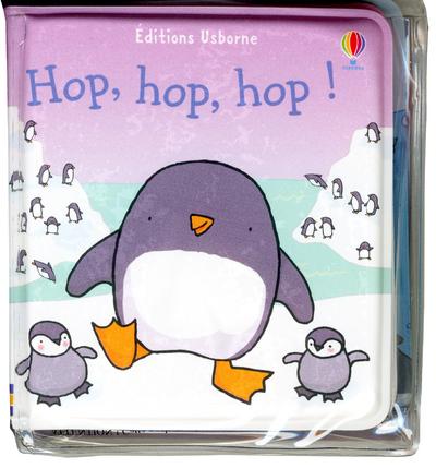 HOP HOP HOP ! - LIVRE DE BAIN