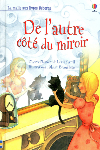 DE L'AUTRE COTE DU MIROIR - LA MALLE AUX LIVRES NIVEAU 3