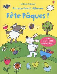 FETE PAQUES ! - AUTOCOLLANTS USBORNE
