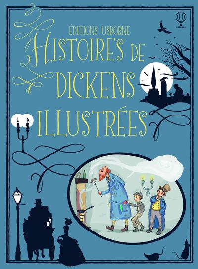 HISTOIRE DE DICKENS ILLUSTRES -LUXE-