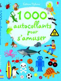 1000 AUTOCOLLANTS POUR S'AMUSER