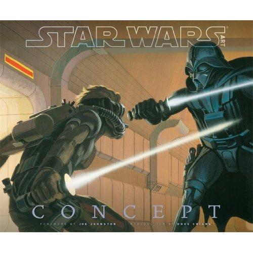 STAR WARS ART : CONCEPT